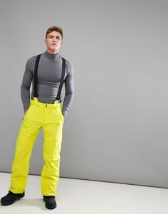 Горнолыжные брюки Dare2b Certify II - Зеленый