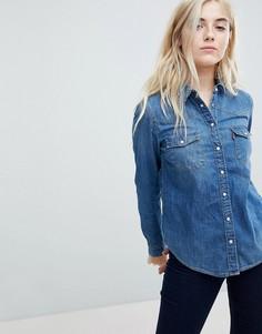Джинсовая рубашка в стиле вестерн Levis - Синий Levis®