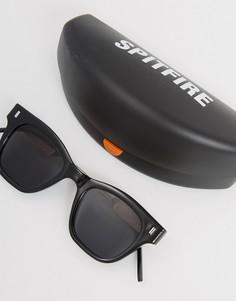 Черные квадратные солнцезащитные очки Spitfire New Wave - Черный