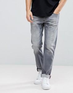 Серые джинсы Diesel Buster - Серый