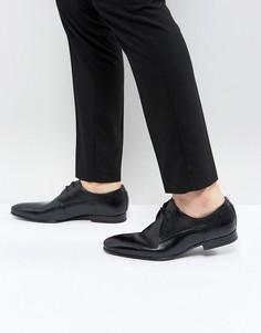 Черные кожаные дерби Ted Baker Peair - Черный