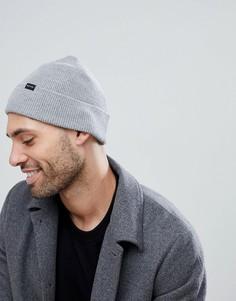 Серая шапка-бини PS Paul Smith - Серый