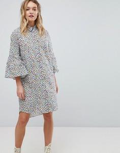 Платье-рубашка PS by Paul Smith - Белый
