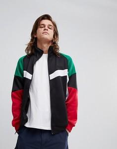 Спортивная куртка HUF Sprinter - Черный