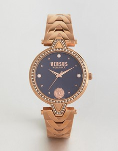 Наручные часы цвета розового золота Versus Versace SPCI38 - Золотой