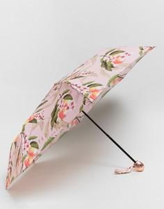 Компактный зонт с принтом Ted Baker - Мульти