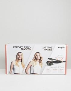 Стайлер для волос BaByliss Smooth & Wave Secret - Бесцветный