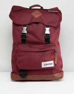 Рюкзак с двумя пряжками Eastpak - Красный
