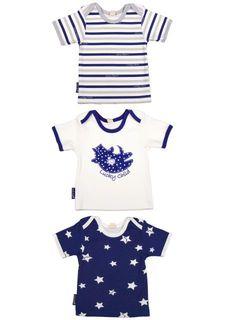 Комплект : футболка 3 шт Lucky child
