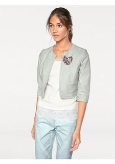Кожаная куртка LINEA TESINI by Heine