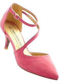 Туфли (ярко-розовый) Bonprix