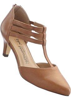 Туфли на ремешке (верблюжий) Bonprix