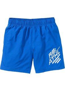 Длинные функциональные шорты Regular Fit (лазурный) Bonprix