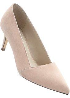 Туфли из замши (розовый) Bonprix