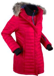 Куртка (темно-красный) Bonprix