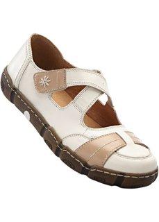 Туфли (кремовый) Bonprix