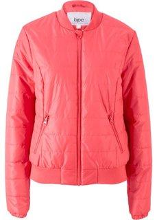 Куртка на легкой ватной подкладке (нежно-омаровый) Bonprix