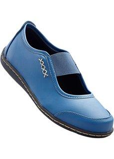Туфли (синий) Bonprix