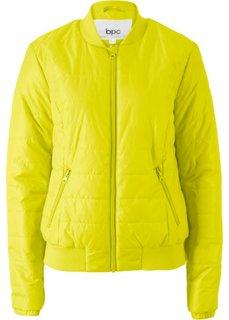 Куртка на легкой ватной подкладке (лаймовый) Bonprix