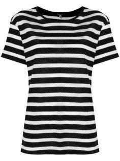 футболка в полоску  R13