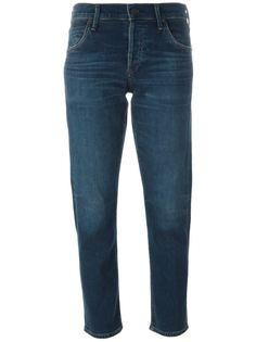 укороченные джинсы Elsa Citizens Of Humanity