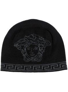 шапка-бини  Medusa  Versace