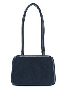 сумка с застежкой на маните Sarah Chofakian