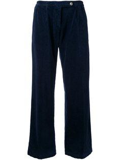 бархатные брюки  Massimo Alba
