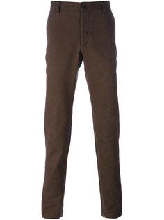 брюки чинос кроя слим Al Duca D'Aosta 1902