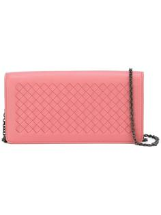 сумка на плечо с плетеным дизайном  Bottega Veneta