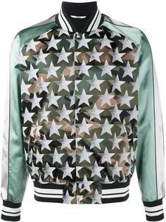 куртка-бомбер Camustars Valentino