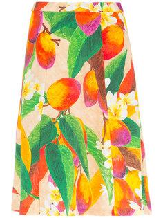 юбка с фруктами Isolda