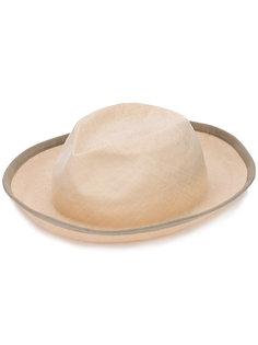 шляпа с приподнятыми полями Horisaki Design & Handel