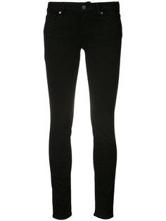 джинсы скинни со средней посадкой Hoxton Paige
