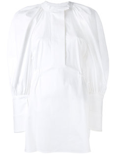 мини-платье со сборками на талии Ellery