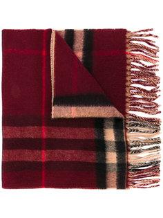кашемировый шарф Classic Check Burberry