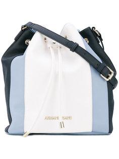 сумка в стиле колор-блок Armani Jeans