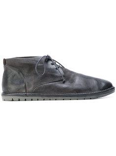 ботинки с эффектом потертости Marsèll