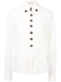 блузка на пуговичной планке Etro