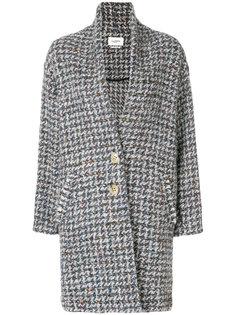 однобортное пальто Isabel Marant Étoile