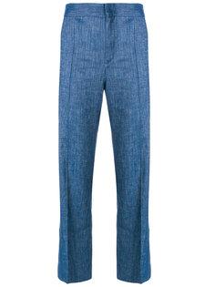 укороченные повседневные брюки  Isabel Marant Étoile