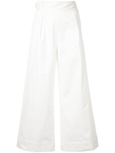 брюки с завышенной талией  H Beauty&Youth