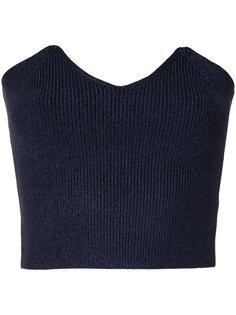 свитер в рубчик H Beauty&Youth