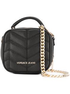 стеганая сумка через плечо Versace Jeans
