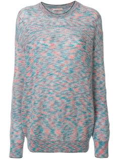 свободный свитер с круглым вырезом  Christopher Kane