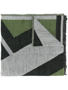 объемный шарф с рисунком Twin-Set