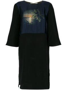 платье Por do Sol Osklen