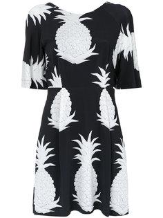 платье Abacai с вырезной деталью Osklen