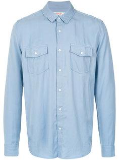 рубашка с нагрудными карманами Osklen