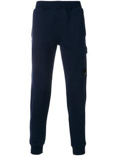 зауженные спортивные брюки  CP Company